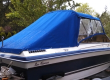 Canvas Mooring Cover